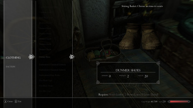 Dunmer Shoes