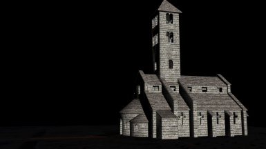 Diablo 1 textured assets in FBX and OBJ formats