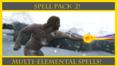 Multi-Elemental Spells