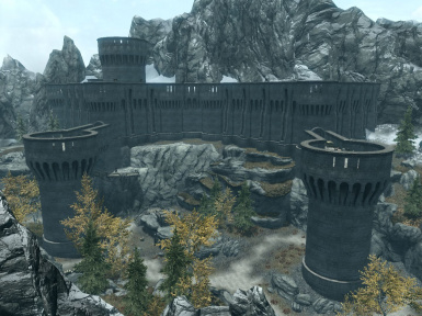 Fort Dawnguard But Wait There's More