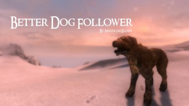 Better Dog Follower
