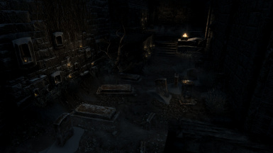 Windhelm graveyard