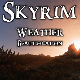 Skyrim Weather Beautification
