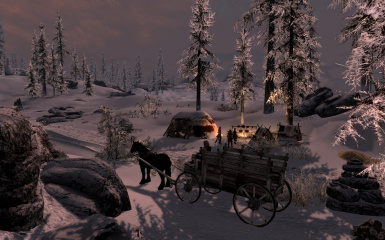 Dawnstar Carriage 2