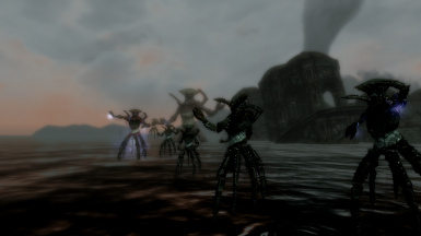Here There Be Monsters - The Call Of Cthulhu at Skyrim Nexus