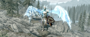 Dragon Aspect - Toggleable and Unlimited - Wings Only Patch