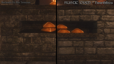 Rustic Oven Hearthfires Comparison