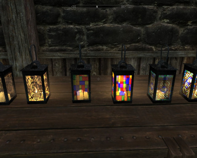 Realistic Stained Glass 2