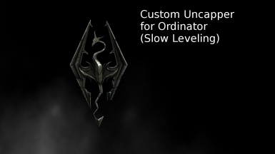 Custom Uncapper for Ordinator