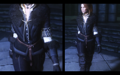 Updated Yennefer