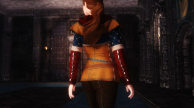 Triss Hooded