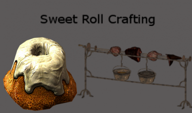 Sweet roll crafting