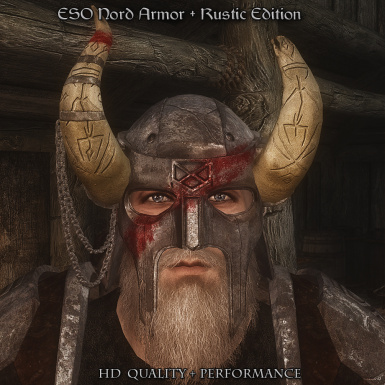 ESO Nord Armor Rustic Edition Front