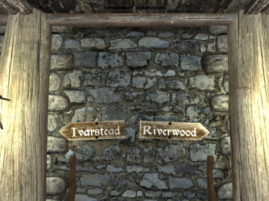 From Riverwood to Ivarstead V.3