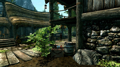 Ashfire and Frost River Mead Textures