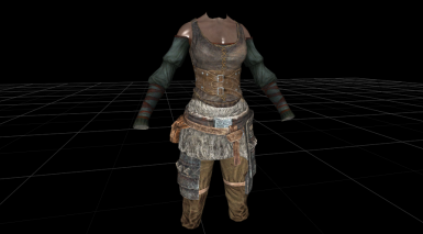 Unfinished Armor
