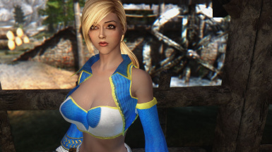 DJQ Lucy Heartfilia Outfit