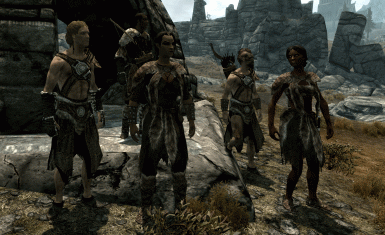 More Vanilla Bandits at Skyrim Nexus - mods and community