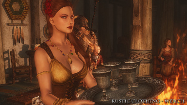 Rustic Clothing Wench Front2