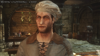 Rustic Clothing Chef01