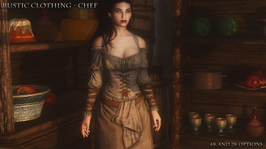 Rustic Clothing Chef07