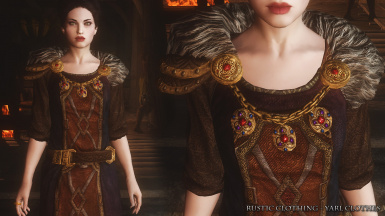 RUSTIC CLOTHING - 4K and 2K Textures