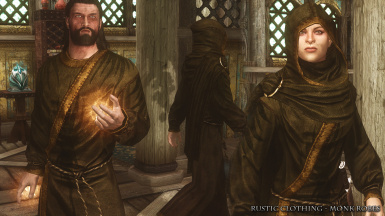 RC Monk Green Robes 02