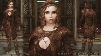 Skyrim female clothing mods
