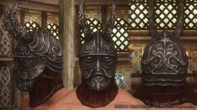 Rustic Clothing ClavicusVileMask 02