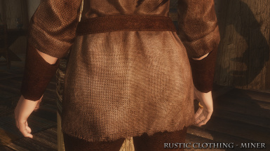 Rustic Clothing Miner08