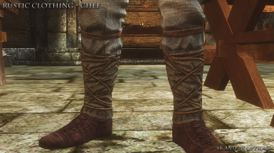 Rustic Clothing Chef04