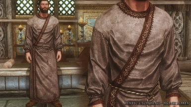 RC Monk Red Robes 01