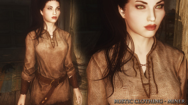 Rustic Clothing Miner05