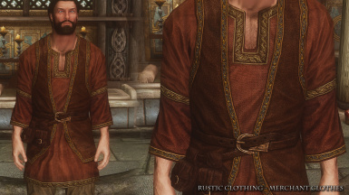Rustic Clothing Merchant 06