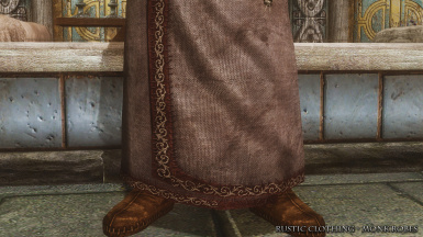 RC Monk Red Robes 02