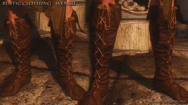 Rustic Clothing Wench06