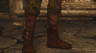 Rustic Clothing Miner12
