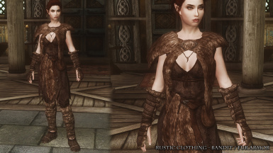 Rustic Clothing At Skyrim Nexus Mods And Community