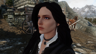 Yennefer of Vengerberg - The Witcher 3 Voiced Standalone Follower