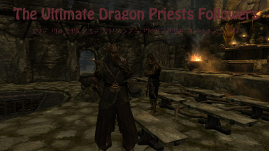 The Ultimate Dragon Priests Followers