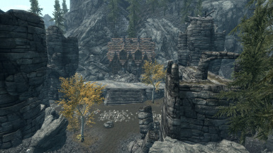 Fullhelm Fort Ruins