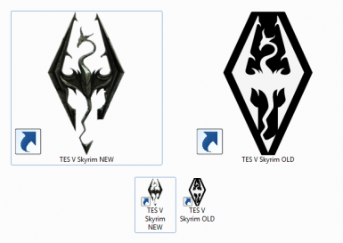 HD Skyrim Icon