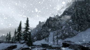 Expanded Snow Systems - Purity Patch