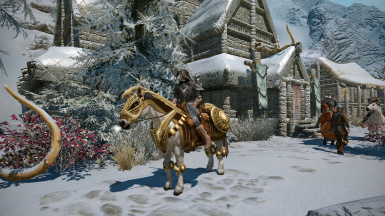 Dwemer Armor from Convenient Horses