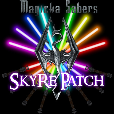 Magicka Sabers SkyRe Patch