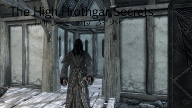 High Hrothgar Secrets