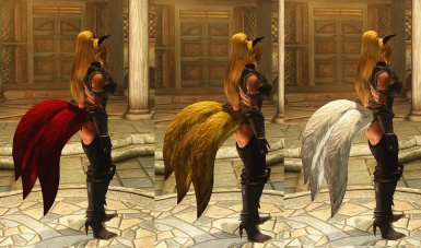 HDT Tails Wearable - Foxtails Recolor