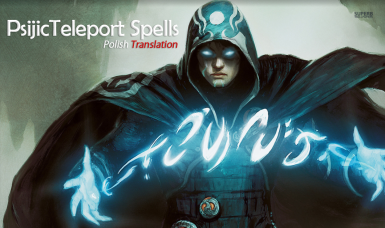 Psijic Teleport Spells - Polish Translation