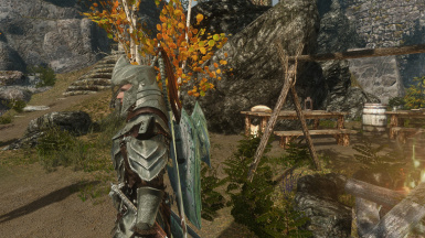Orci Armor With Alt Cuirass and EV Maps 2