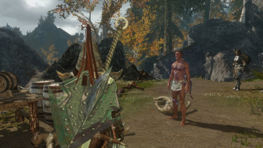 Orci Armor With Alt Cuirass and EV Maps 3